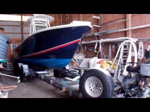 Conanicut Marine Services Inc, Indoor Yacht Storage.