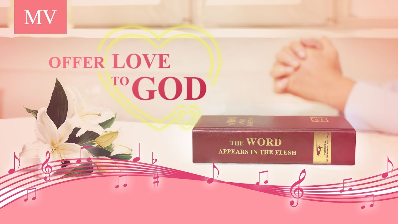"""Bless the Lord   Gospel Music Video """"Offer Love to God""""   The Most Beautiful Blessings"""