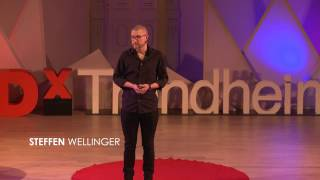 A Space for Grieving | Steffen Wellinger | TEDxTrondheim