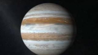 Juno Mission: Jupiter Orbital Insertion (2016.07.05)