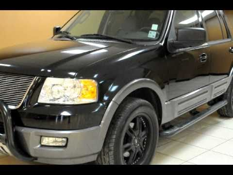 Wheel To Wheel Running Boards >> 2006 Ford Expedition Black XLT Running boards Leather #rd row $18,899 hp4451a - YouTube