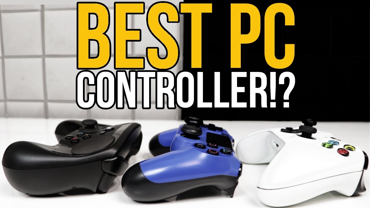 BEST Game Controller for PC Gaming? (2017)