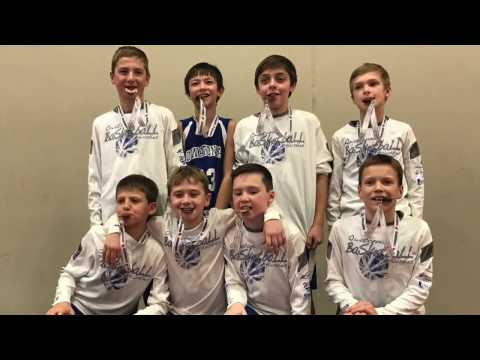 Owatonna Basketball 5th - 2017