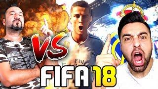 RONALDO VE ÜMIDI VS. SESEGEL ! ILK KAPIŞMA FIFA 18