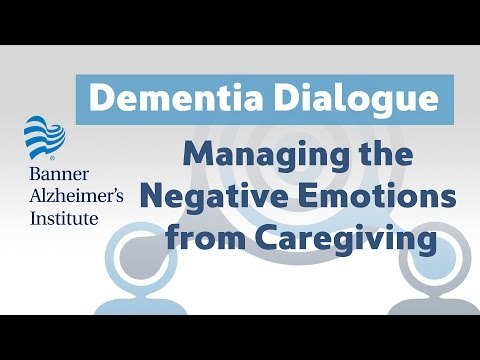 Caregiving The Difficulties of Coping With Dementia