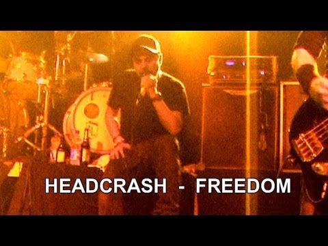 10 HEADCRASH - FREEDOM