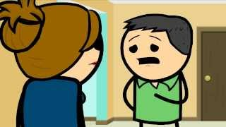 Divorce - Cyanide & Happiness Shorts