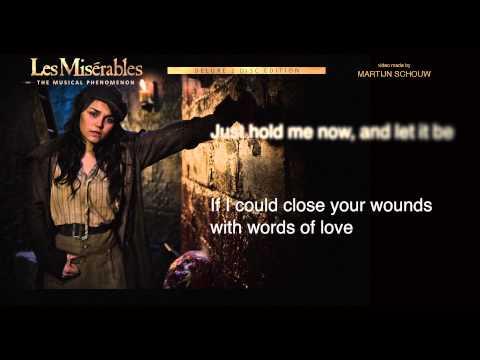 Les Misérables OST Deluxe - Little fall of rain (Lyrics)