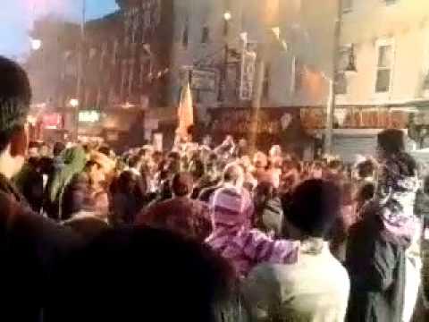 Modi victory celebration at new jersey usa