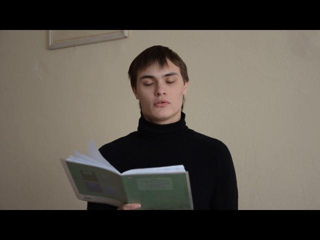 Изображение предпросмотра прочтения – АлексейВиноградов читает произведение «Кое-что про Петербург» В.В.Маяковского