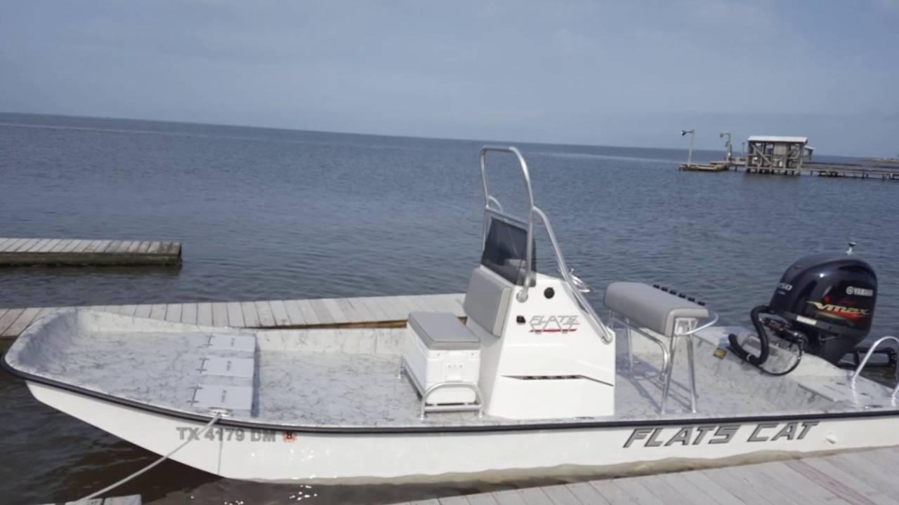 Flats Cat Boats - YouTube