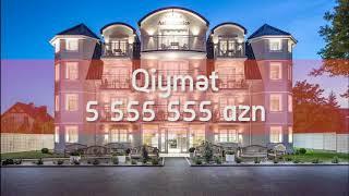 Bakının ən bahalı villaları - QİYMƏTLƏR