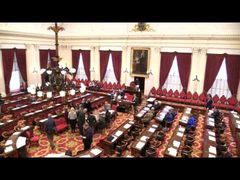 VT 2017 Legislature Opening
