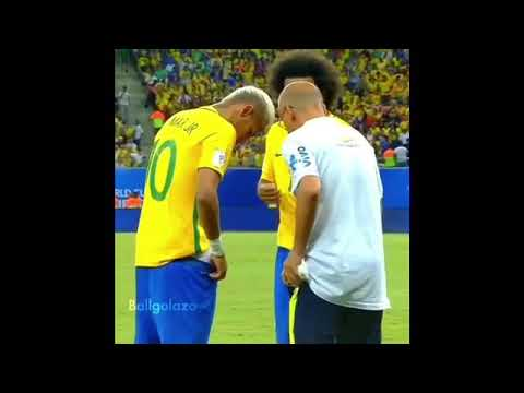 Neymar vs Columbia ~ All girls are the same