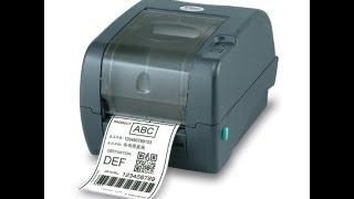 Видео-инструкция к принтеру этикеток TSC TTP-345(, 2013-03-27T09:25:06.000Z)