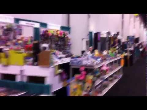 A Tour of AMOA Amusement Expo 2013 (at Las Vegas Hotel Convention Center)