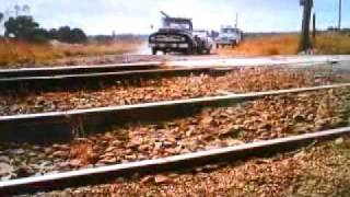 Kiwi Rail - Smash Palace (Car vs Train)