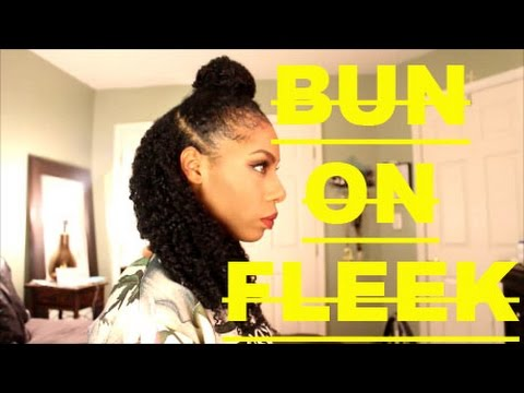 How totop knot with kinkycurly hair extensions youtube how totop knot with kinkycurly hair extensions pmusecretfo Choice Image