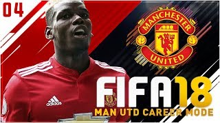 FIFA 18 Manchester United Career Mode Ep4 - YOU GUYS SPOTTED IT!!