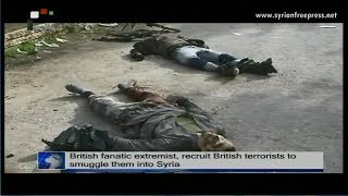 Syria News 25.11.2013, More British fanatic extremist to Syria, Army destroys terrorist hideouts