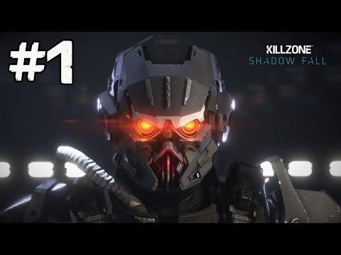 Killzone Shadow Fall - Playthrough #1 [FR][1080p]