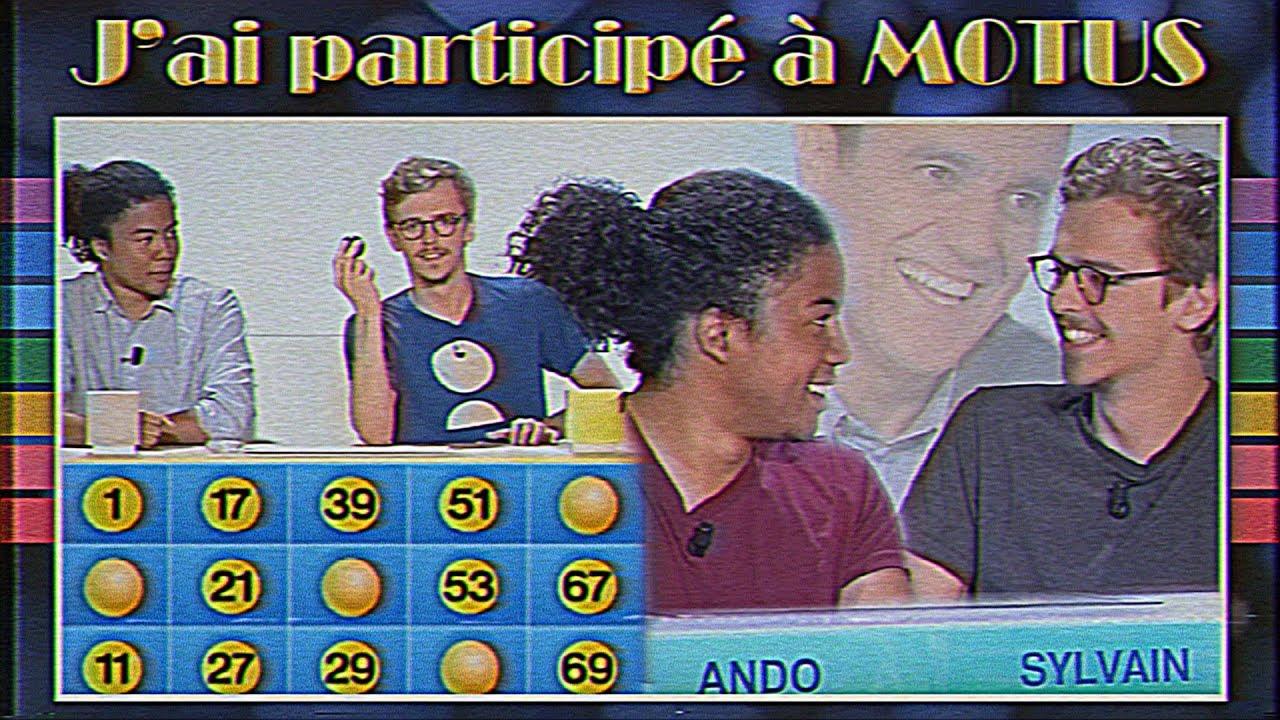 J'ai participé à MOTUS : coulisses, boule noire, et surtout... Thierry Beccaro
