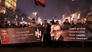 Марші з нагоди дня народження Степана Бандери