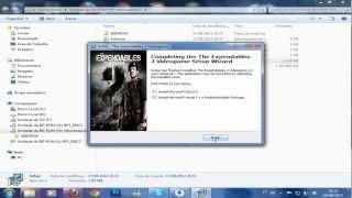 Instalando Os Mercenários 2 - PC