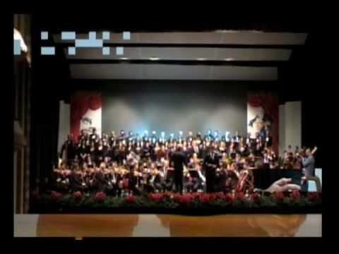 Concerto di Natale 2012 - Prima parte