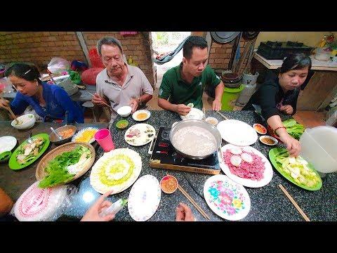 ăn đơn Giản Thoi Ma Bac Hai ăn Hơn 3 Chen Cơm Miền Tay Tv Youtube