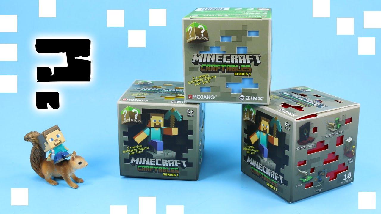 Craftables Series 1 Minecraft