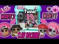 LOL Surprise Series 4 Wave 2 Claw Machine With TWINS   LOL Dolls Pets Claw Game   LOL Doll Videos