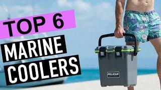 BEST 6:  Marine Coolers 2018
