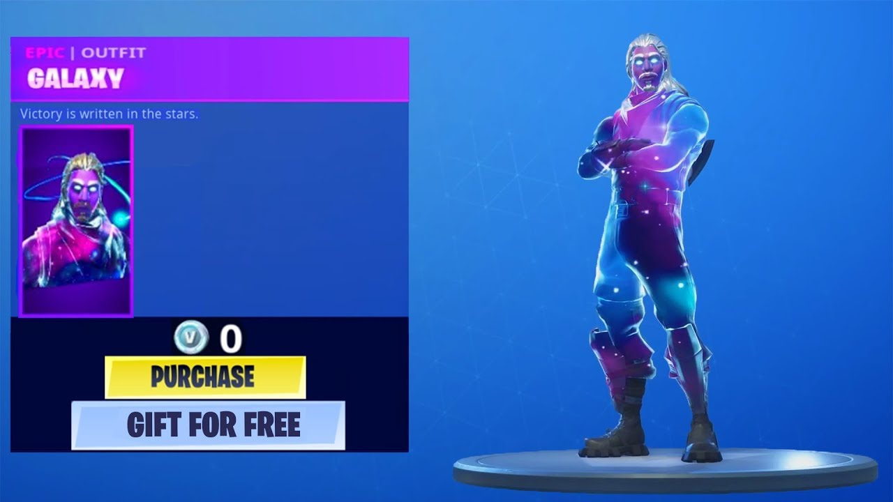 HOW TO GET SKINS FOR FREE IN FORTNITE! (Gifting System ...