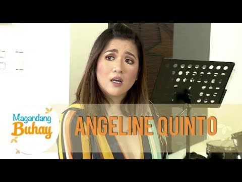 Take a look inside Angeline Quinto's house! | Magandang Buhay