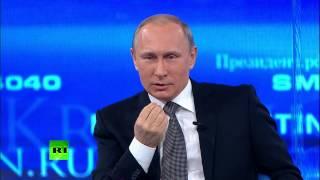 Владимир Путин — Кудрину: Чтобы грамотно выстроить экономическую политику, надо иметь голову