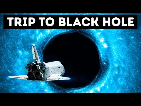 What Would a Journey to the Black Hole Be Like?
