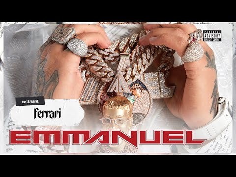 Anuel AA, Lil Wayne - Ferrari (Audio Oficial)