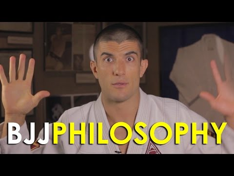 Intro to Brazilian Jiu Jitsu: Part 4 -- The Philosophy