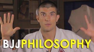 Intro to Brazilian Jiu Jitsu: Part 4 -- The Philosophy