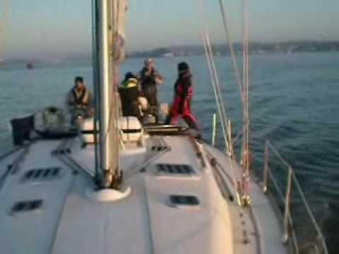 Sailing yachtmaster UKSA.wmv