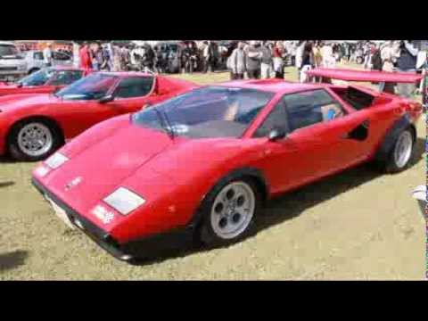 Lamborghini Countach Lp500 Walter Wolf Youtube