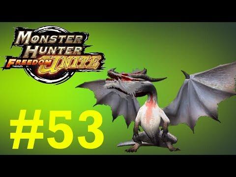 Monster Hunter Freedom Unite - Online Quests -- Part 53: Ancestral Dragon - White Fatalis