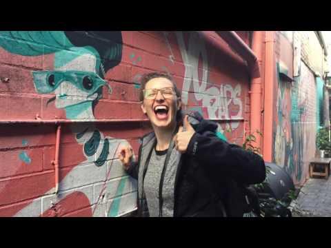 Perth Street Art walking Tour with OH HEY WA