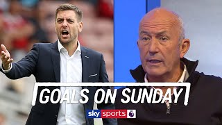 Tony Pulis discusses his thoughts on Jonathan Woodgate and Middlesbrough's future | Goals on Sunday