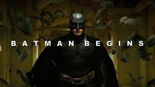 Symbolism In The Dark Knight Trilogy | Part 1 - Batman Begins