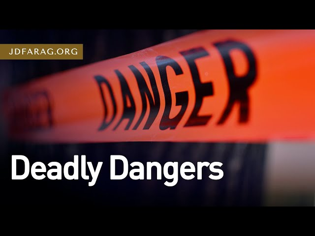 Deadly Dangers - 2 Timothy 2:1-7 – November 29th, 2020