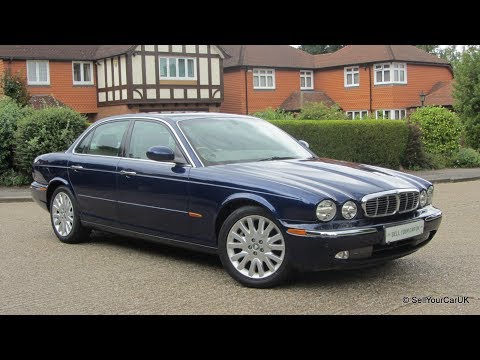 SOLD USING SELL YOUR CAR UK - 2003 JAGUAR XJ6 V6 SE, ONE OWNER, LOW MILES, FULL HISTORY