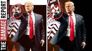 Trump Altering Photos To Make His Hands Bigger