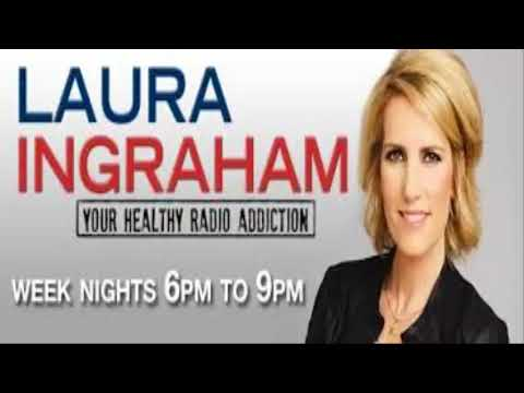 Trump suggests Puerto Rico's debt may need to be - wiped out - The Laura Ingraham Show (10-04-17)